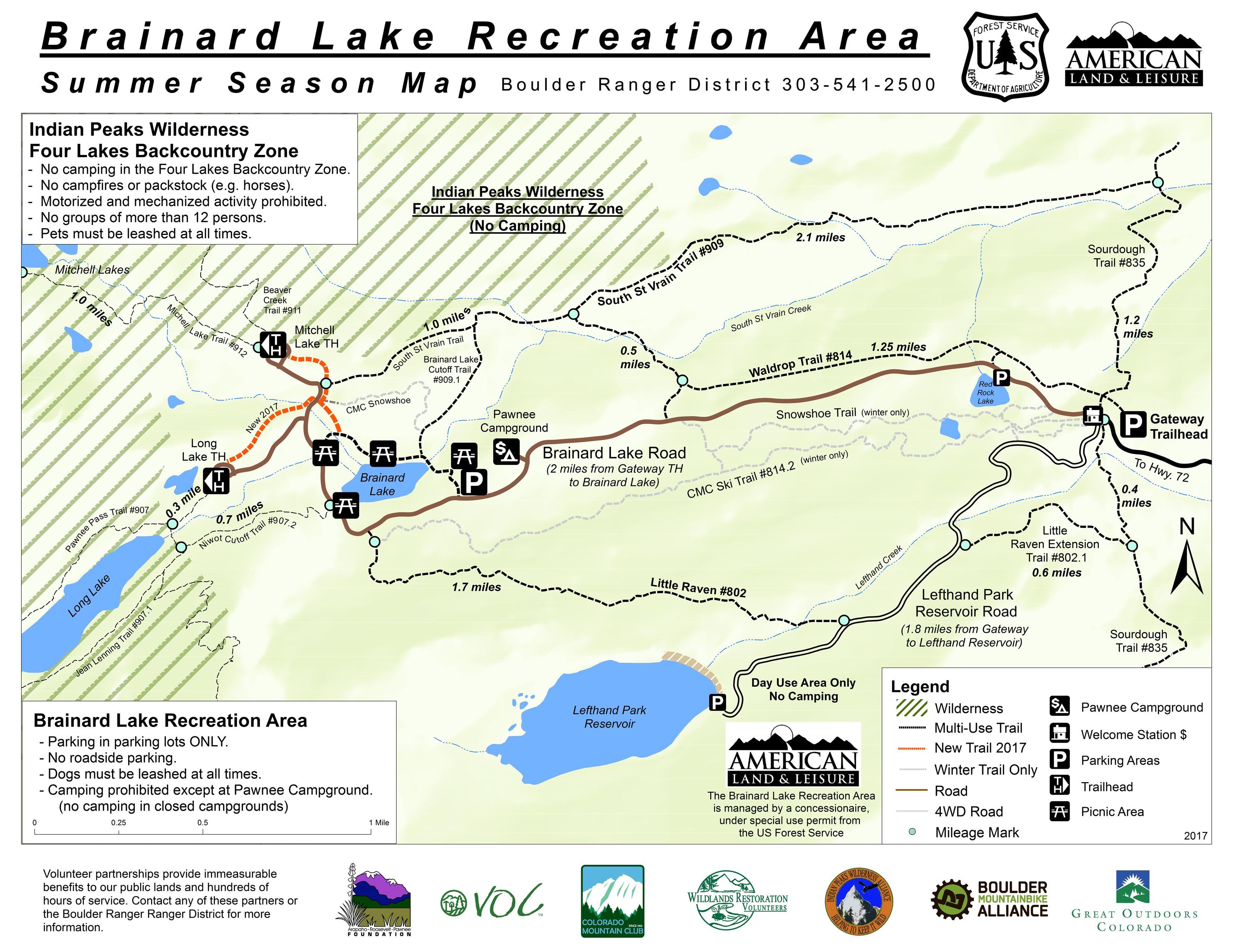Arapaho & Roosevelt National Forests Pawnee National