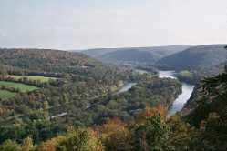 [photo] view of Allegheny Wild and Scenic River, Pennsylvania