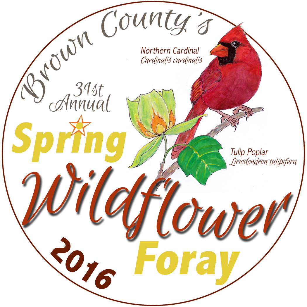 2016 Wildflower Foray Logo