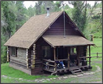 Delicieux Fernow Cabin