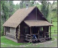 Fernow cabin