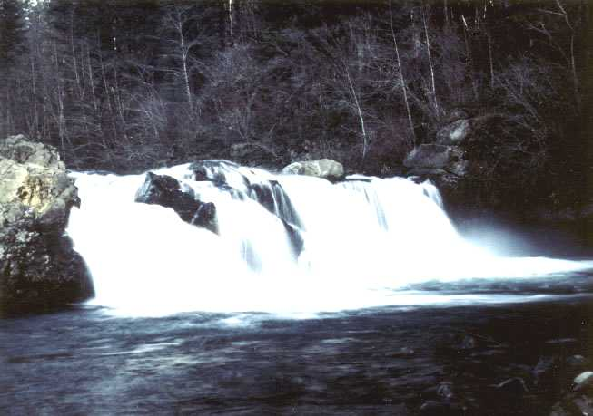 Picture of Sunset Falls