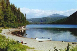 Picture of Walupt Lake Campground
