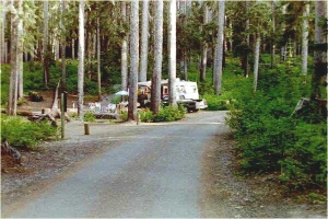 Picture of Takhlakh Lake Campground