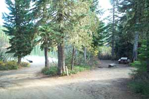Picture of Olallie Lake Campground