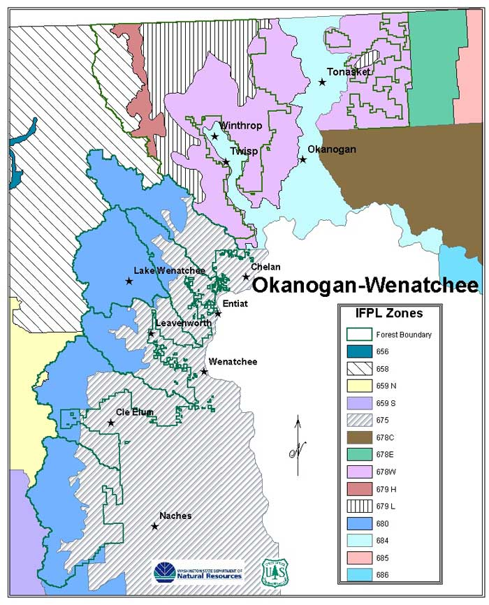 Okanogan Wenatchee National Forest Alerts Notices