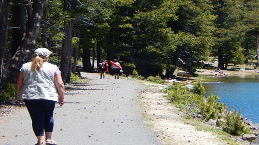 Lake Alpine Trail
