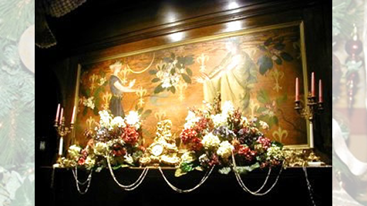 Great Hall Mantle