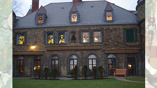 Exterior at Twighlight