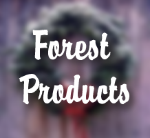 Forest Products Permits with Wreath