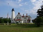 Point Iroquois Light Station