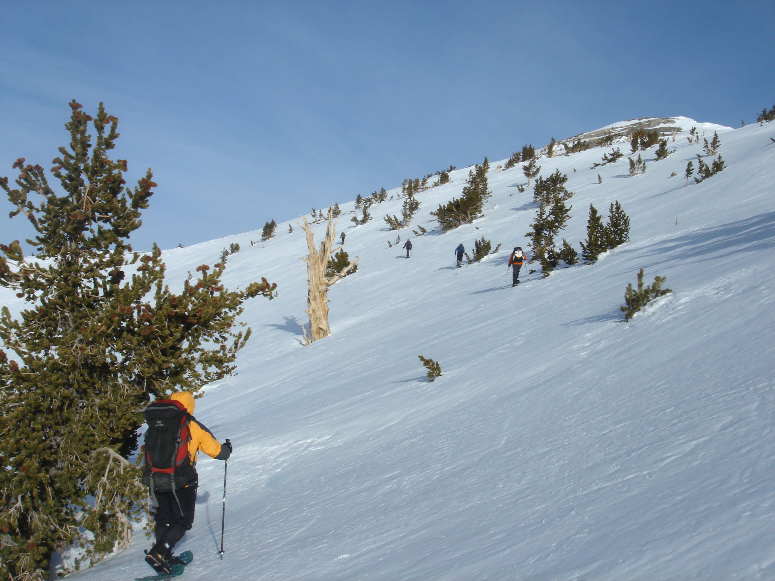 Winter Recreation on SMNRA