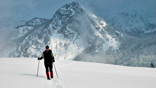 Guided Snowshoe Walks at Snoqualmie and Stevens Pass