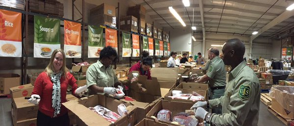 MLK National Day of Service - Feeding America