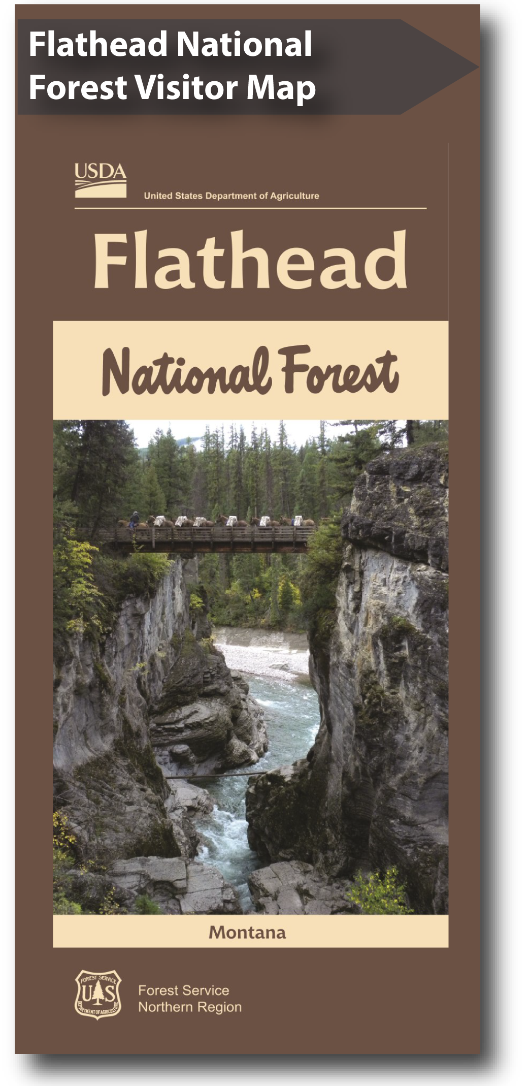 2015 Flathead National Forest Cover