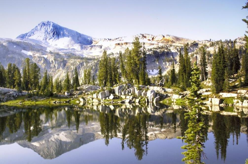 Lakes Basin - Eagle Cap Wilderness