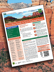 Cover of the Red Rock Recreation Guide