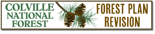 Forest Plan Revision banner graphic