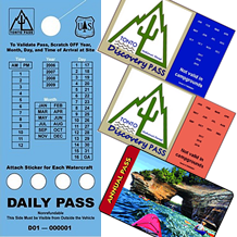 Daily Pass, Discovery Passes and Annual Pass