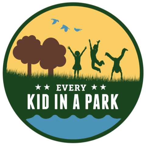 Logo for the Every Kid in a Park initiative