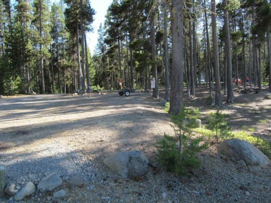 Fourmile Campground
