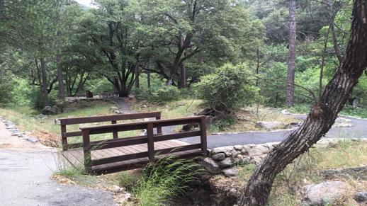 Riverside Day Use Bridge
