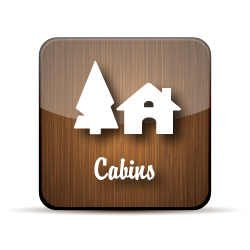 wooden button for cabins