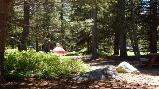 Stanislaus River Campground