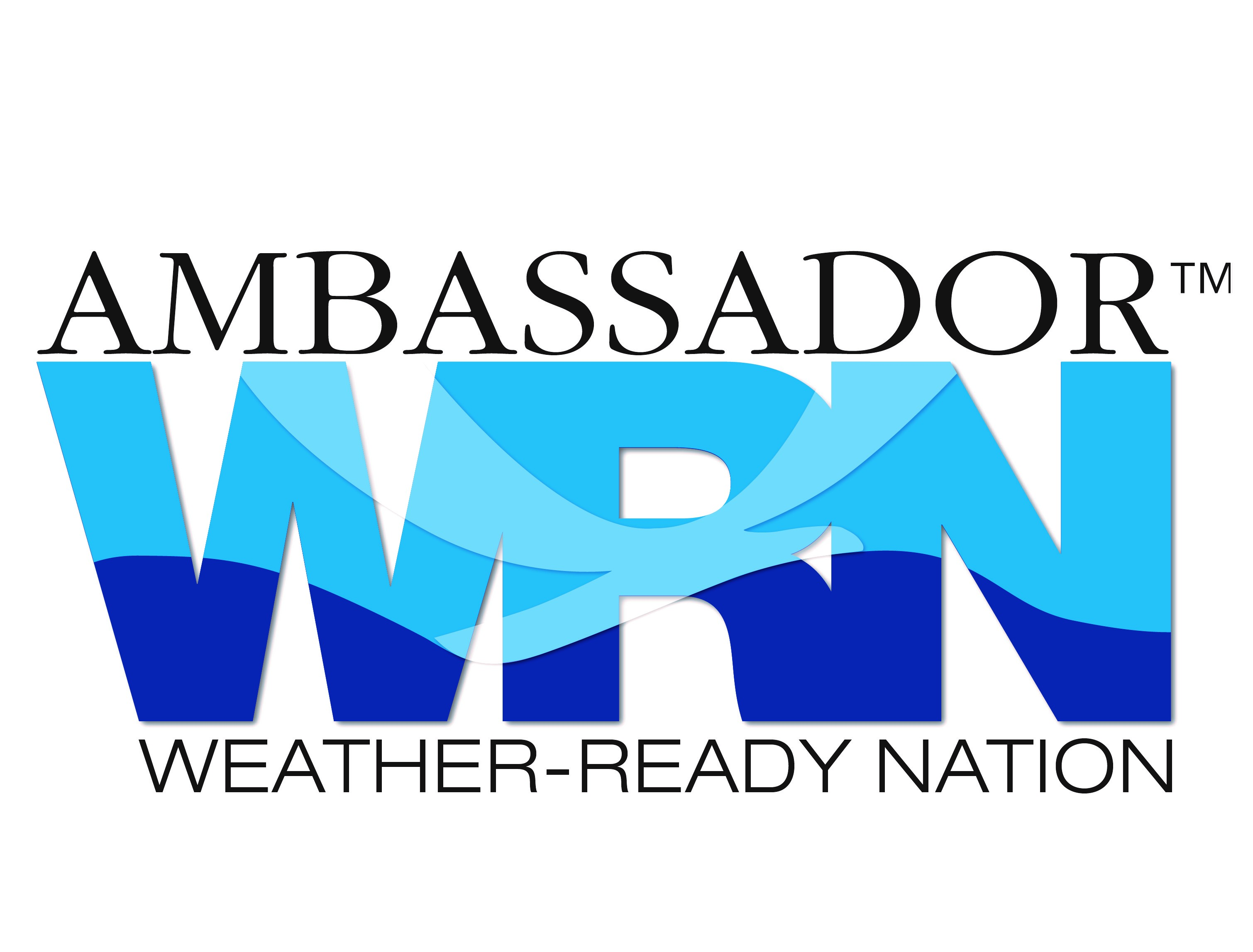 National Weather Service Weather Ready National logo