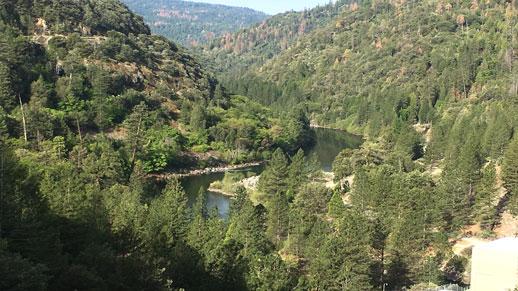 Beardsley Dam Campground