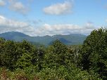 View from Chestatee Overlook