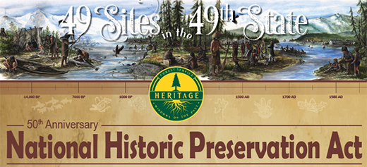 Forest Service Heritage Banner