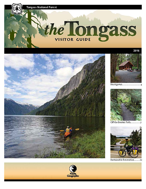 Tongass Visitor Guide 2016
