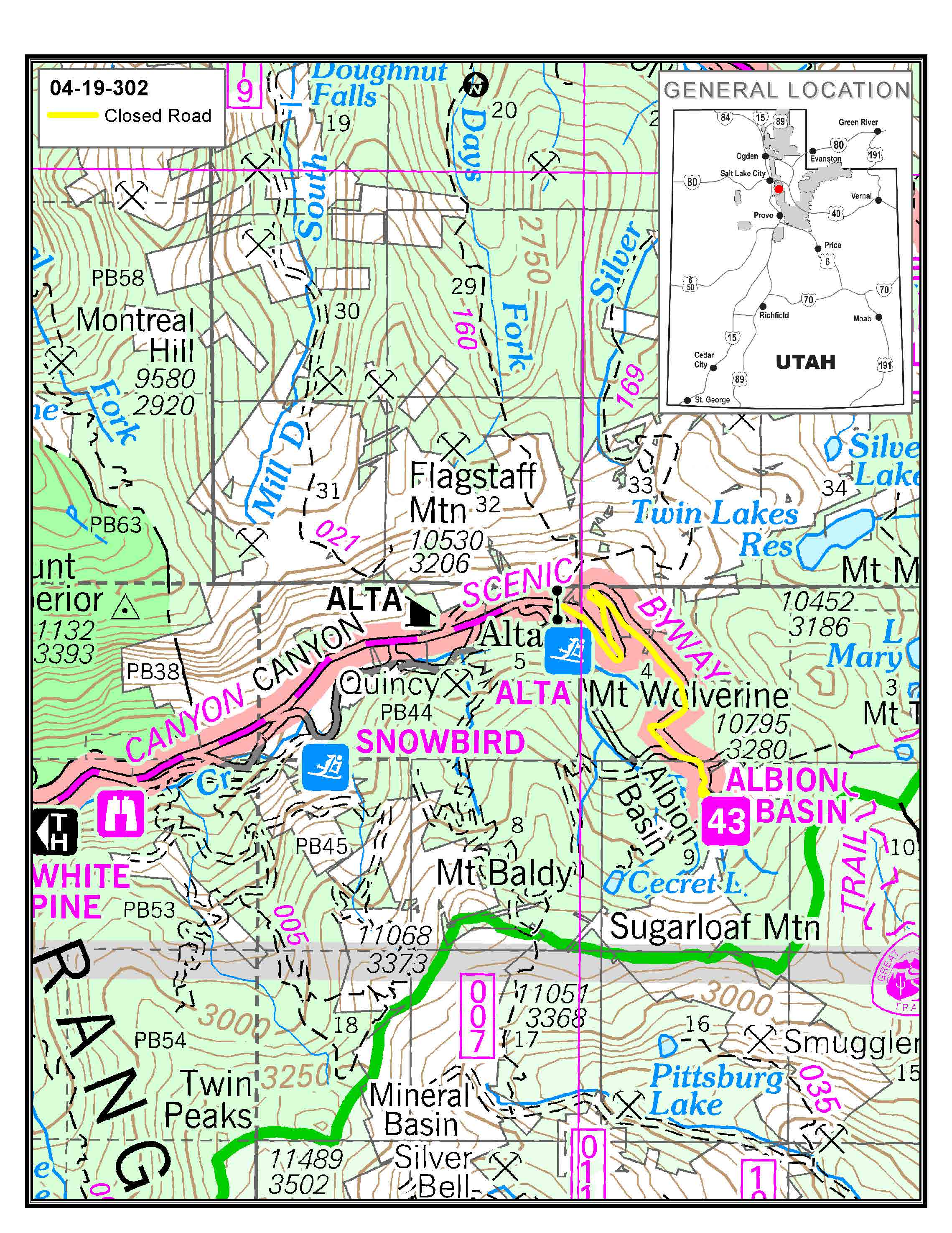 Uinta-Wasatch-Cache National Forest - News & Events