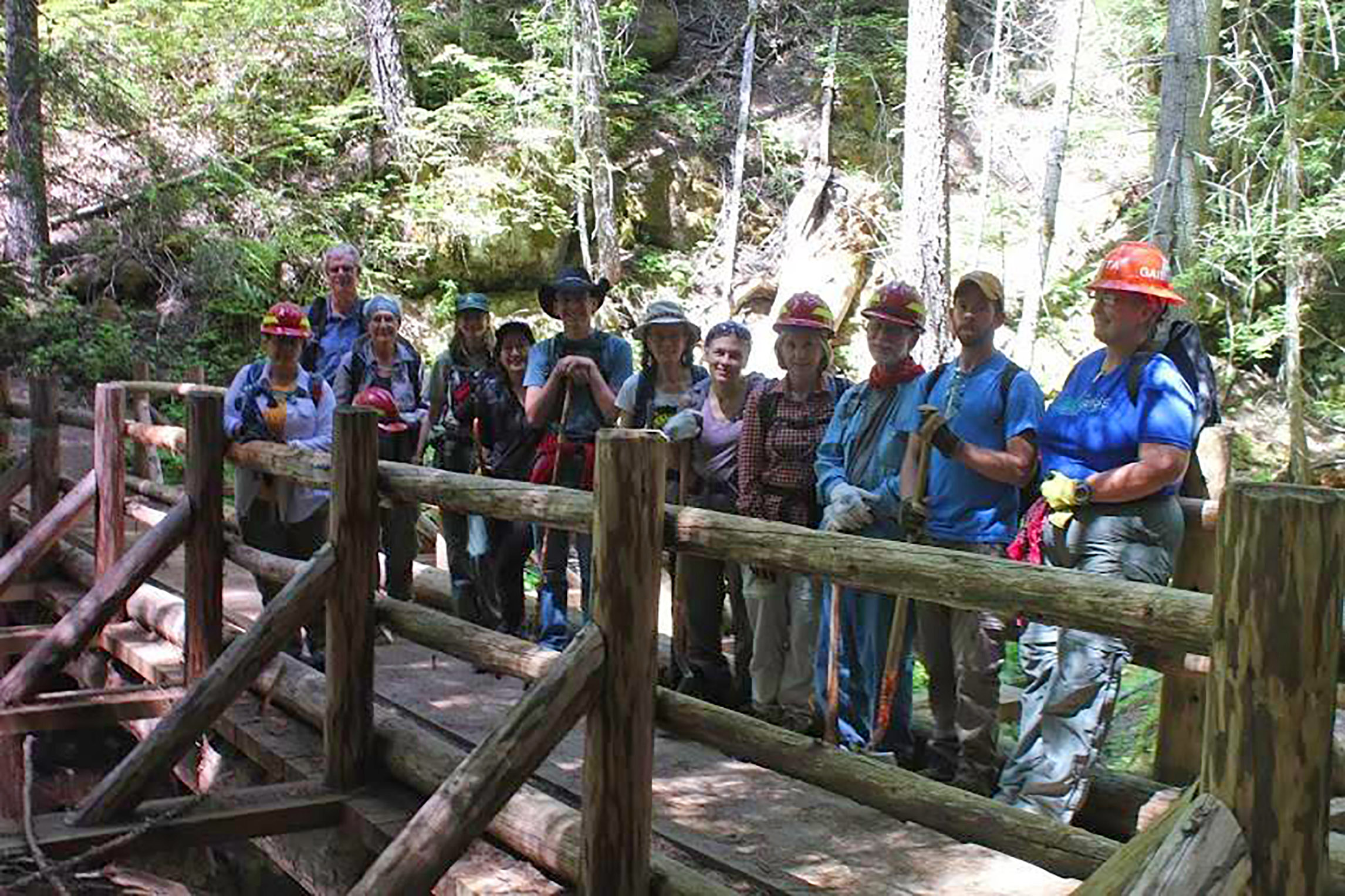 Wilderness Steward Volunteers