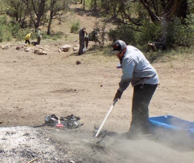 SCRD of the Gila National Forest Asks Visitors and Neighbors to Help Keep the Forest Trash Free