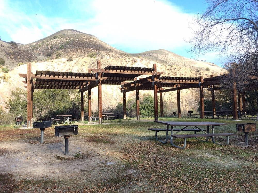 [image] Arroyo Seco Day Use Picnic Area