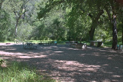 [image] Arroyo Seco Group Campground