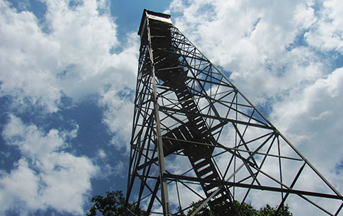 Hercules Fire Tower