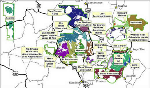 Carson National Forest Planning
