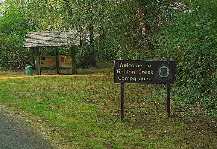 Gatton Creek Campground and Day Use.