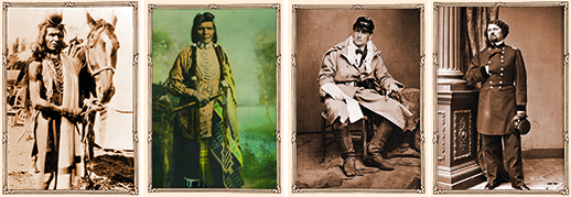 Image: Of the four Nez Perce Postcards for 2016