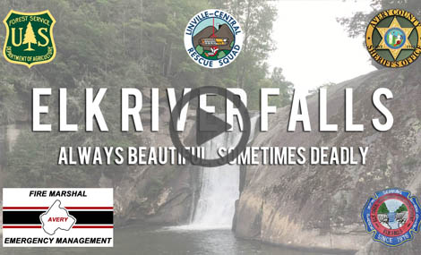Elk Falls Video Screenshot