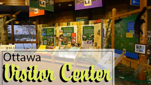 Ottawa National Forest Visitor Center