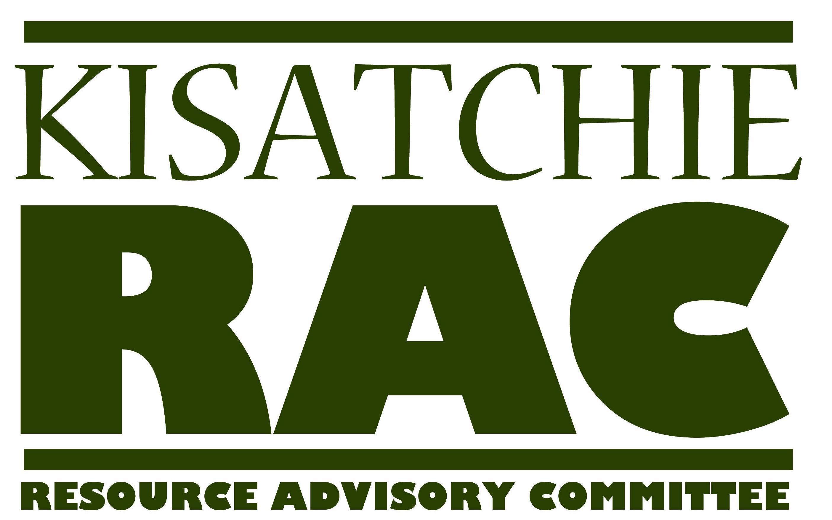 Kisatchie RAC Resource Advisory Committee Logo