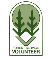 Forest Service Volunteer Logo