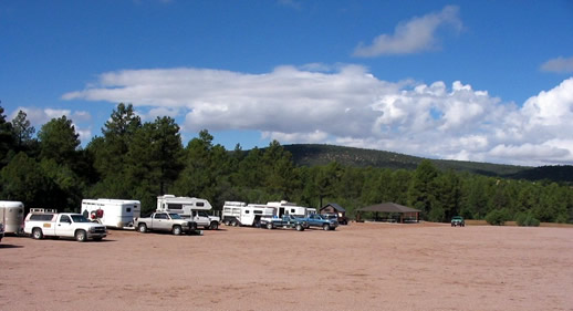 Timber Camp Group Campground