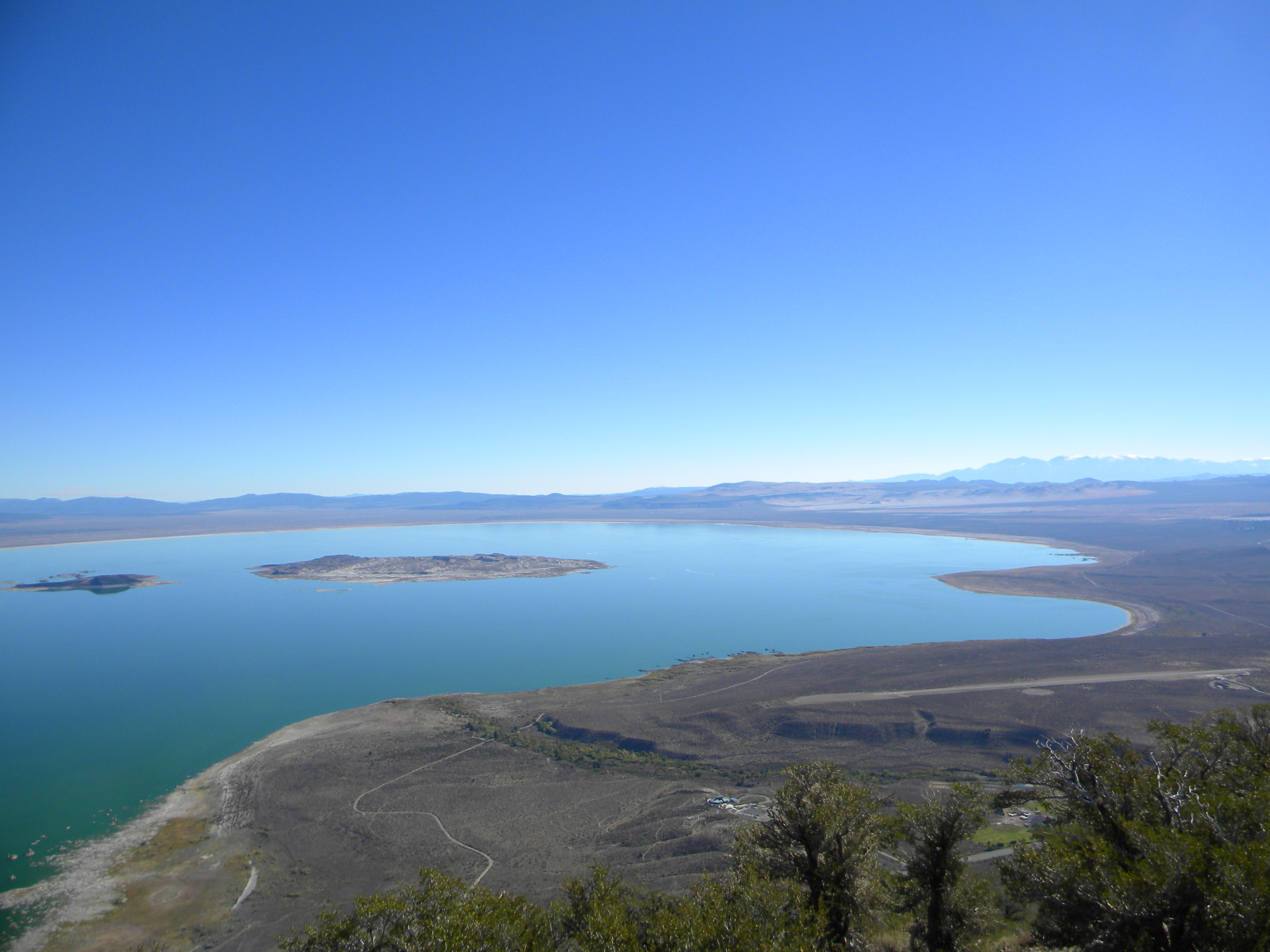 Mono Lake from the West