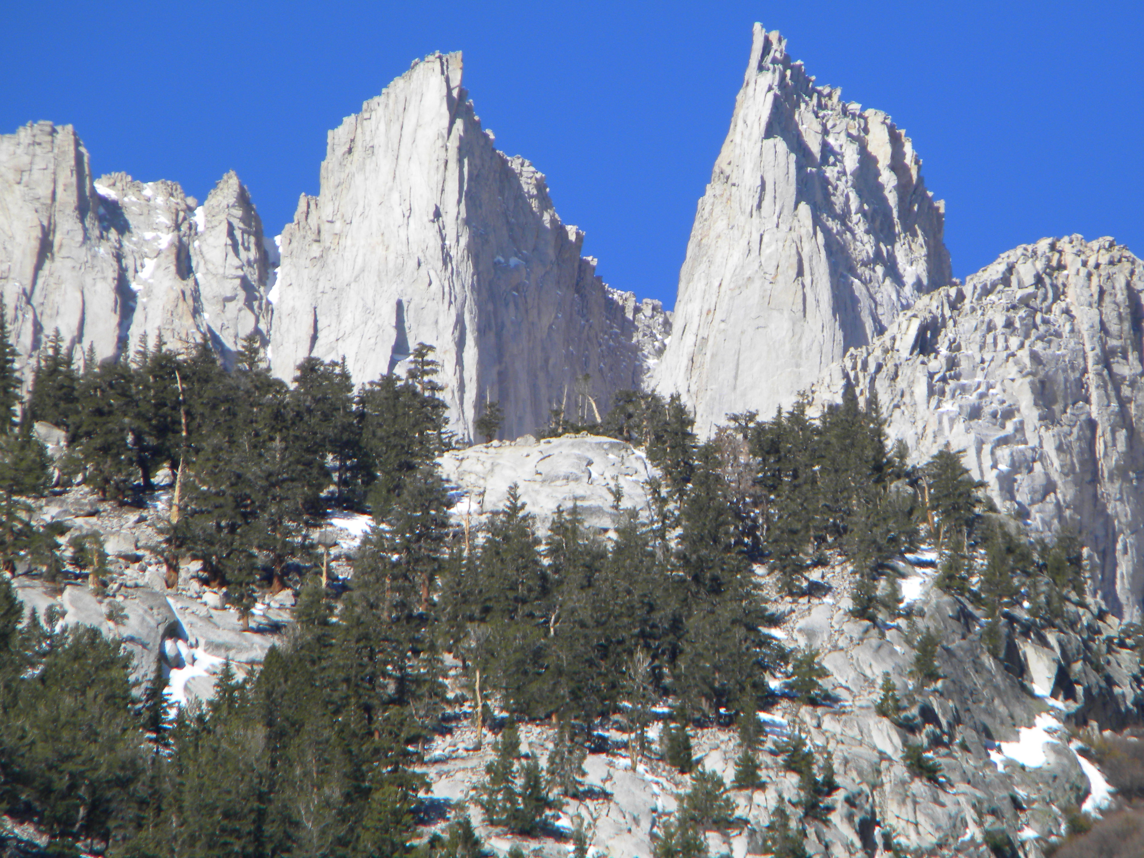 Mount Whitney Zone