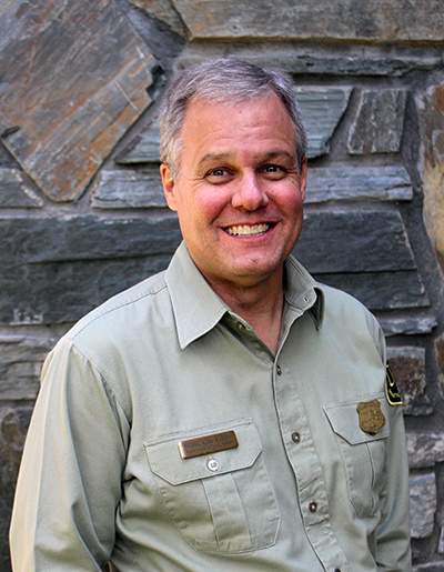 Black Hills National Forest Supervisor Mark Van Every